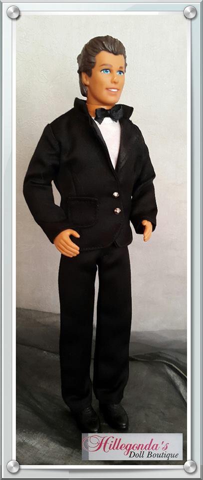 Ken's formal wear